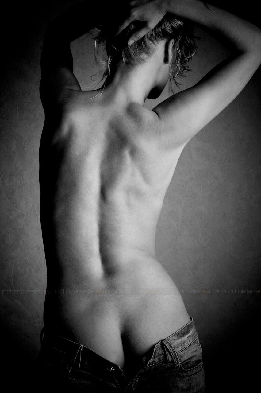 Photo in Nude #studio #model #glamour #fineart