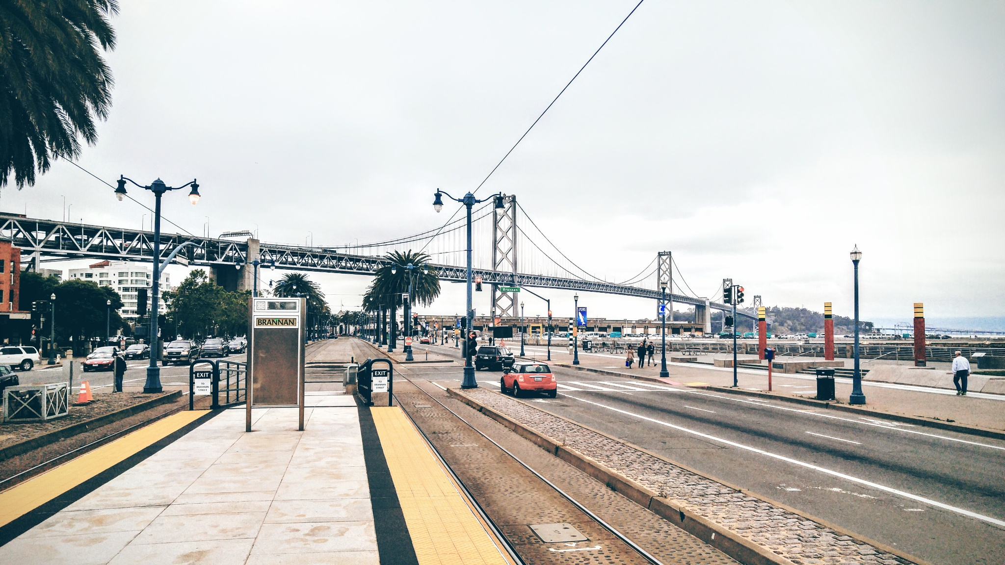 Photo in Urban #oakland #bay bridge #bay area #photooftheday #streets