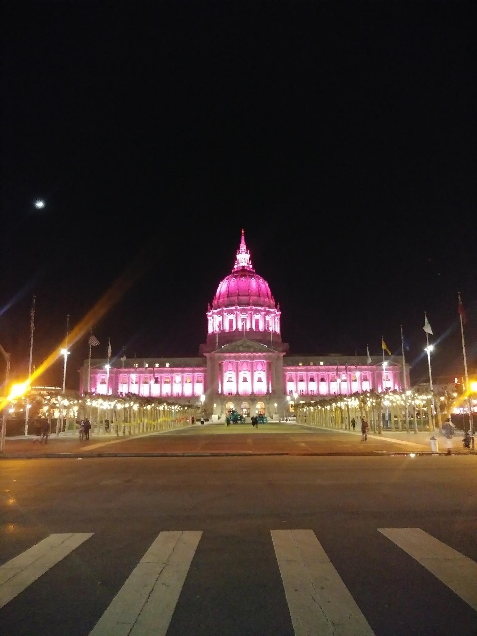 City Hall San Francisco by Christian M.