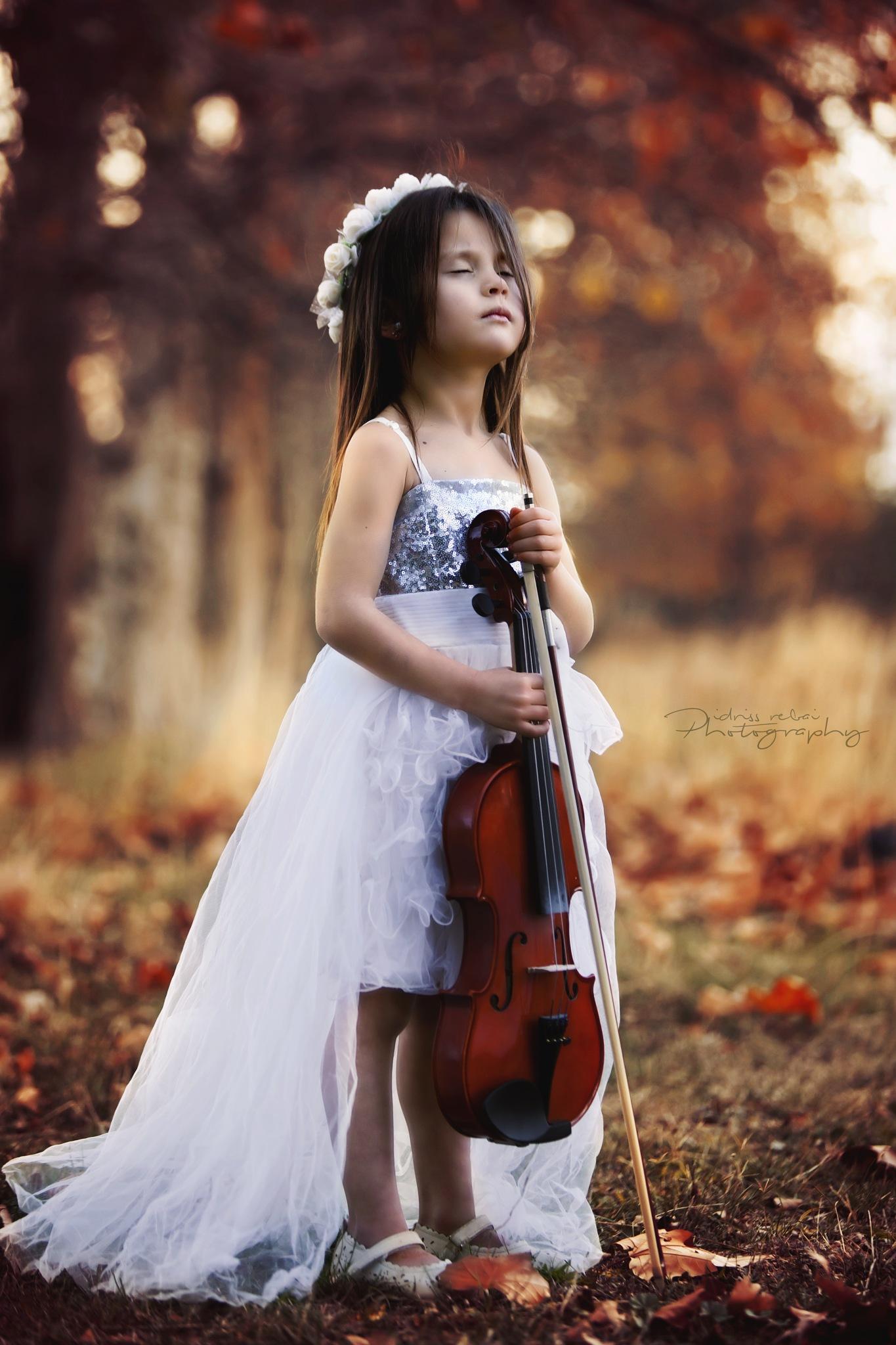 the soul of music  by Rebai Salah