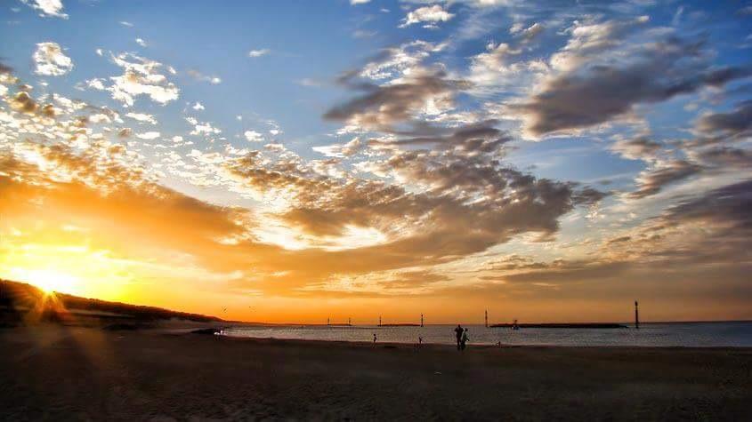 Sunny Beach  by Steven Iodice