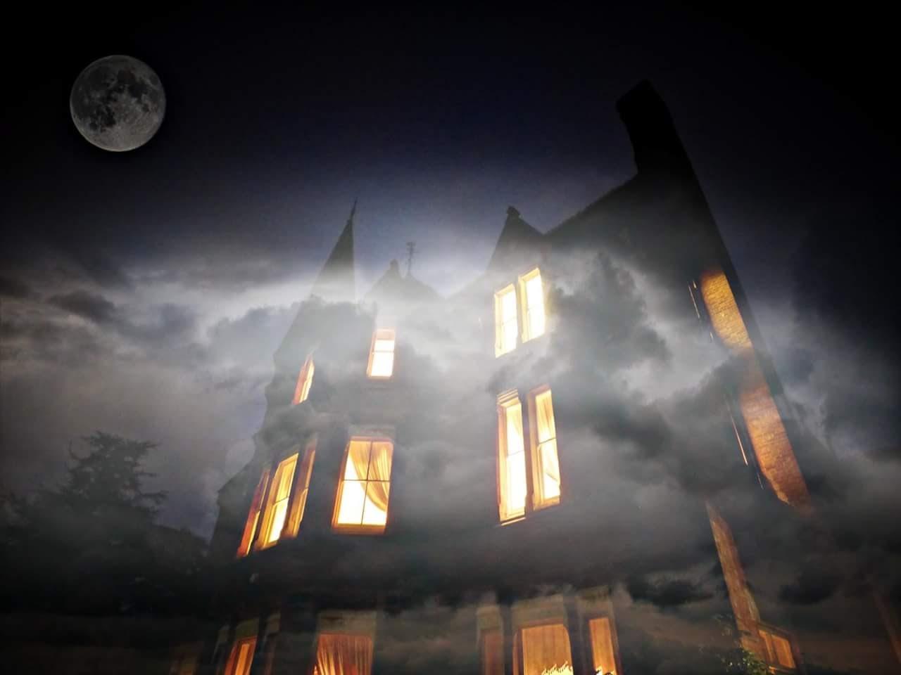 Foggy House by Steven Iodice