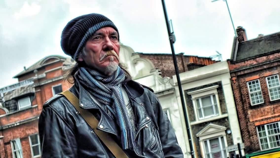London Dude  by Steven Iodice
