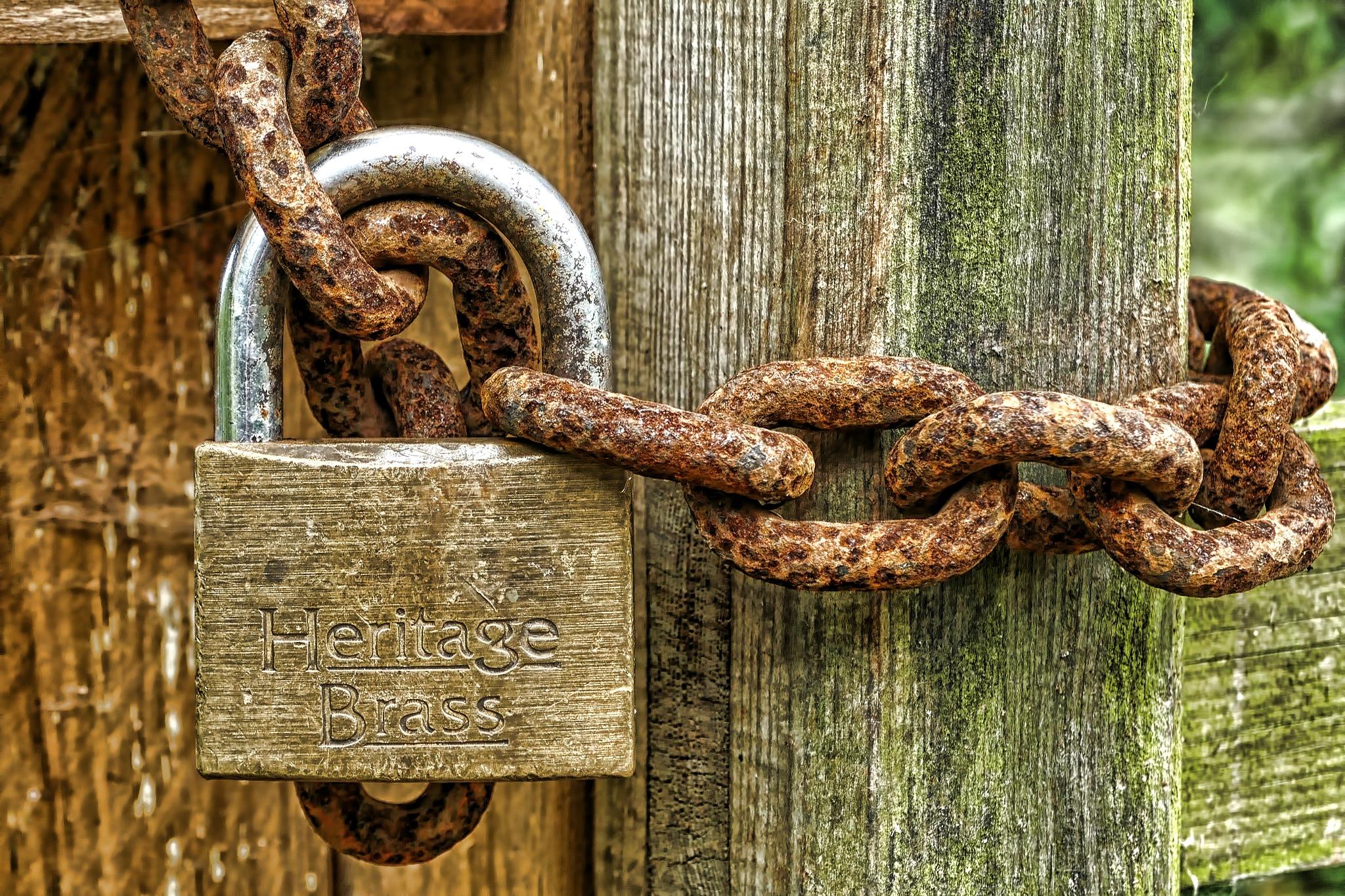 Lock by Steven Iodice
