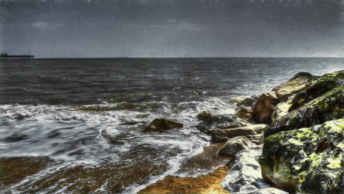 The Sea by Steven Iodice