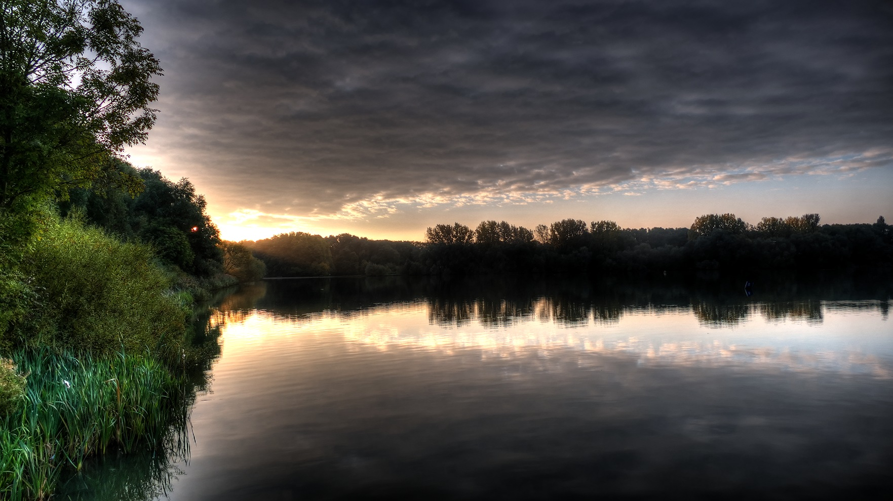 Priory Marina  - Sunrise 2 by Steven Iodice