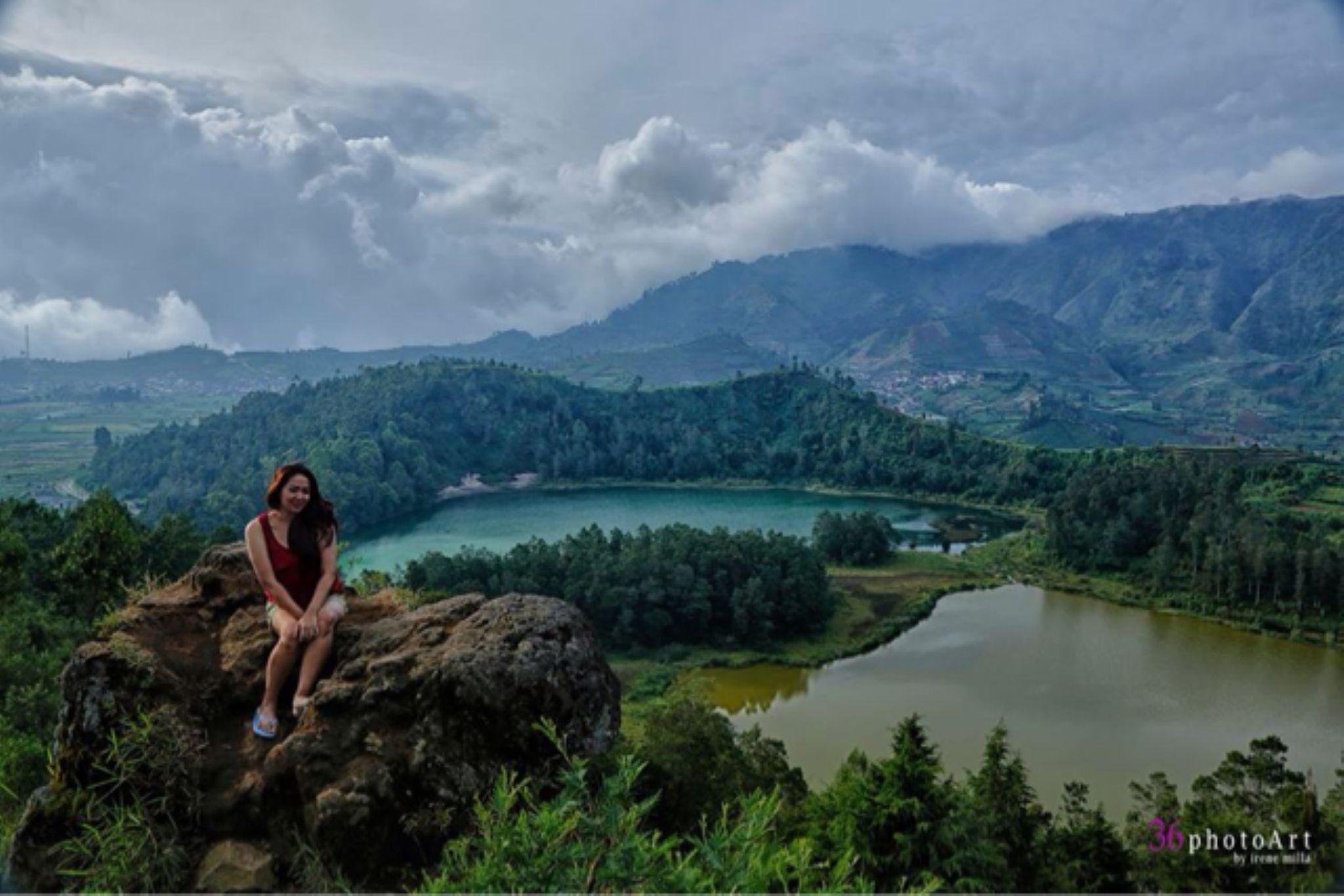 me @ Dien plateau by MillaMingMonk
