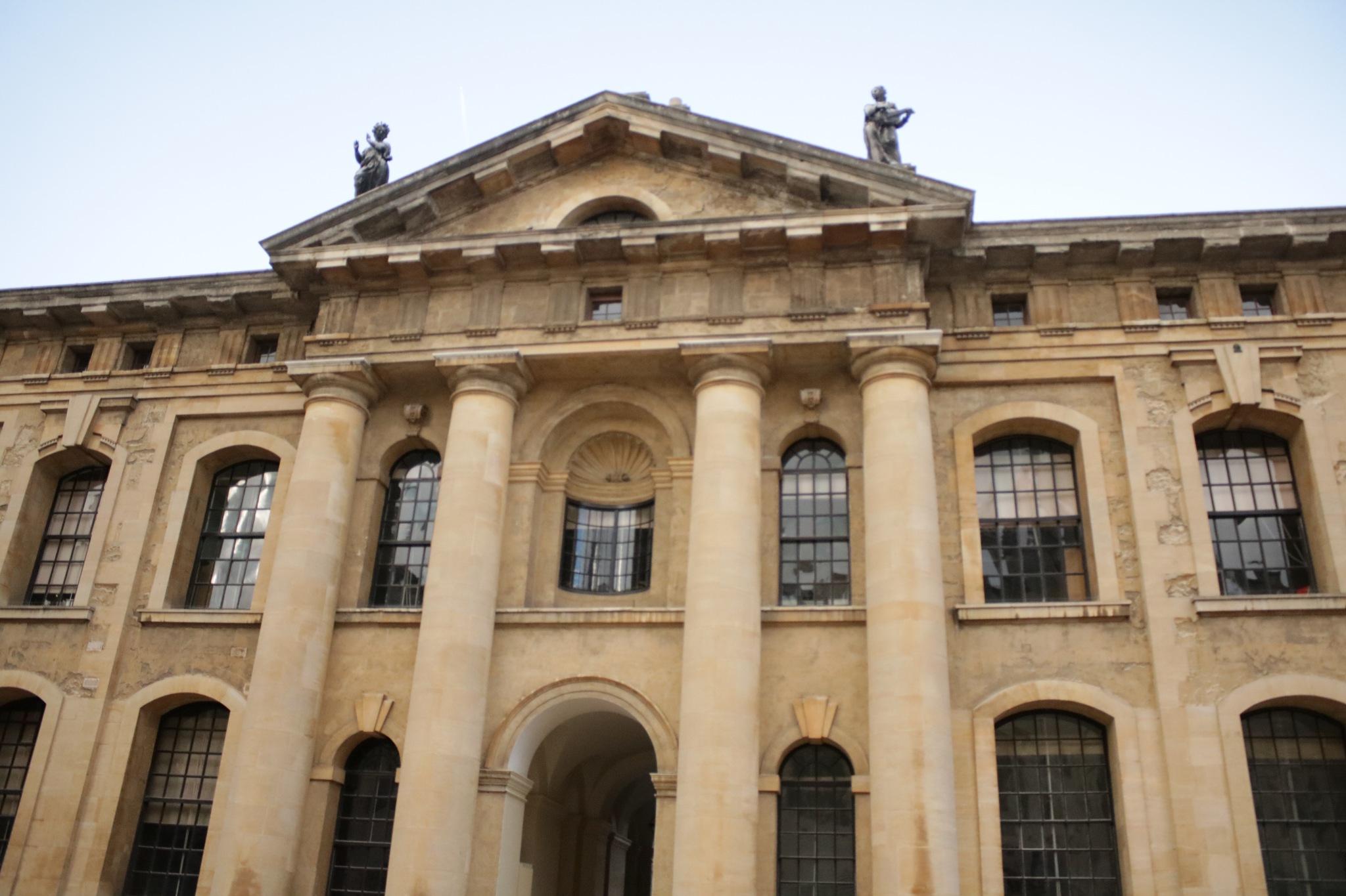 Greek, Italian and British Designs! at Oxford by Mo Dessouki