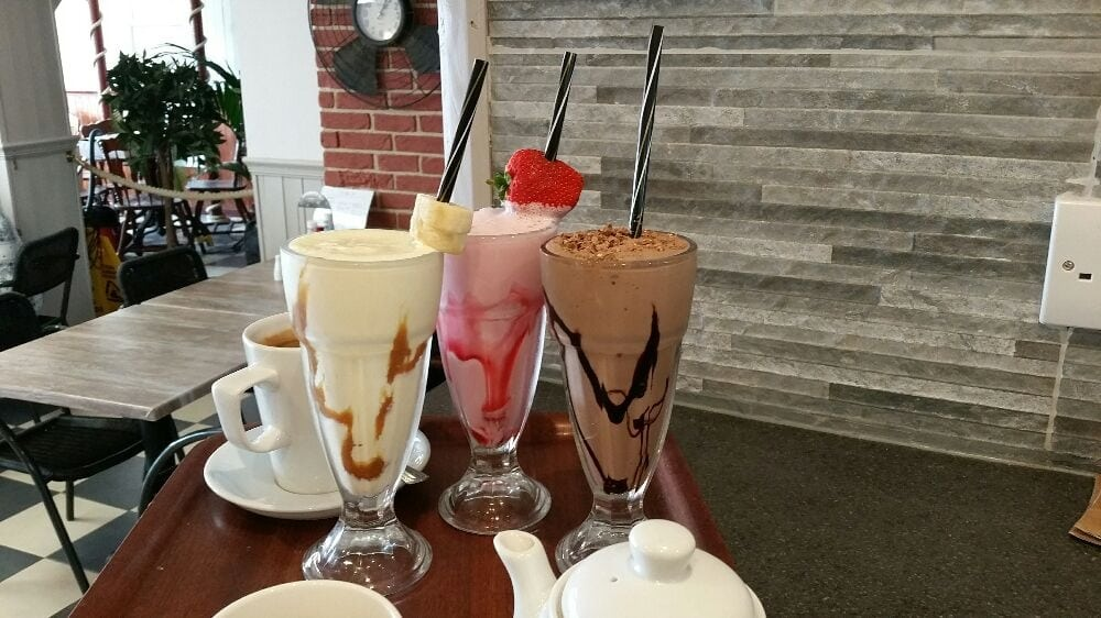 3 Classic Shakes by Mo Dessouki