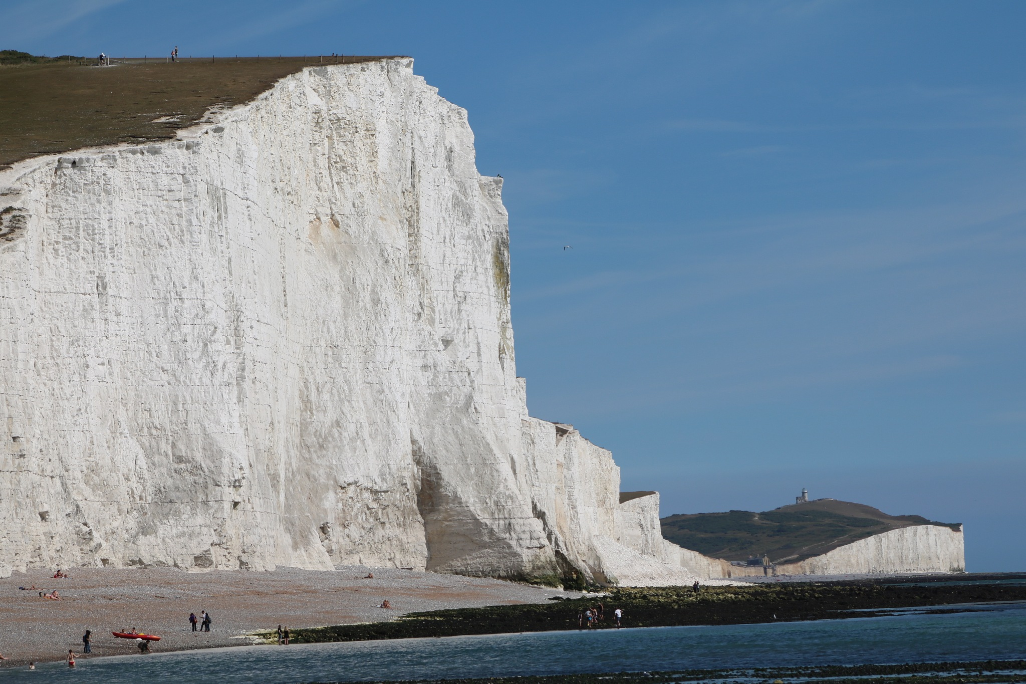 Seven Sisters on a good day by Mo Dessouki