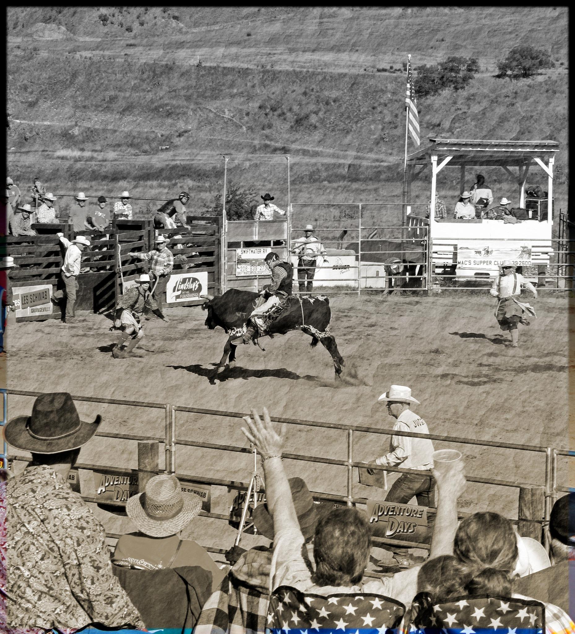 Wild west hero by Nick Birch