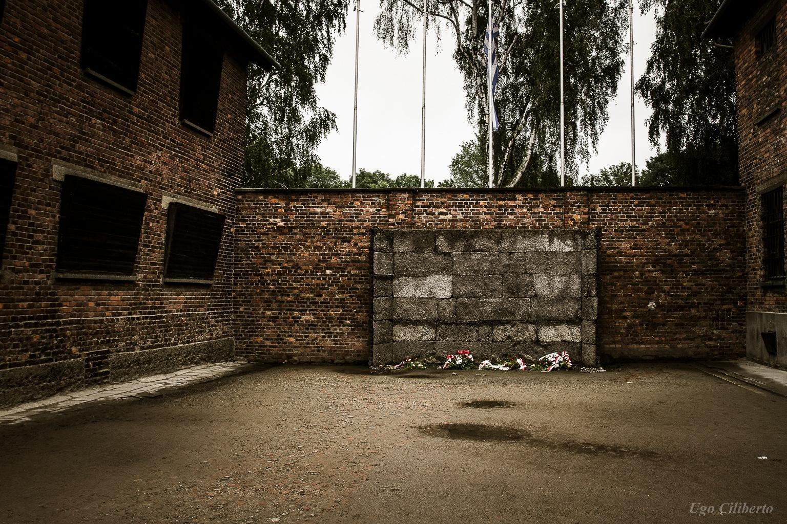 Auschwitz - Il Muro della Morte by ugo