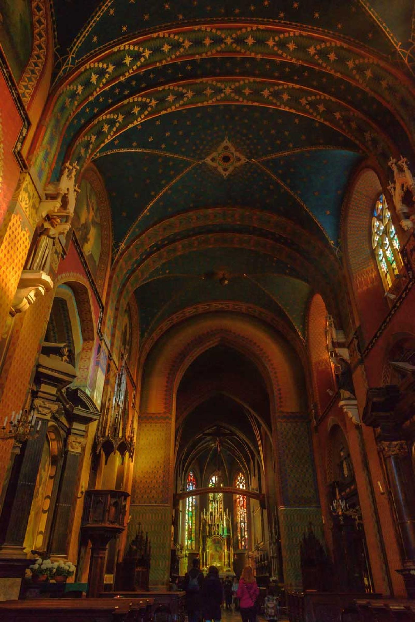 Cathedral by llautrec75