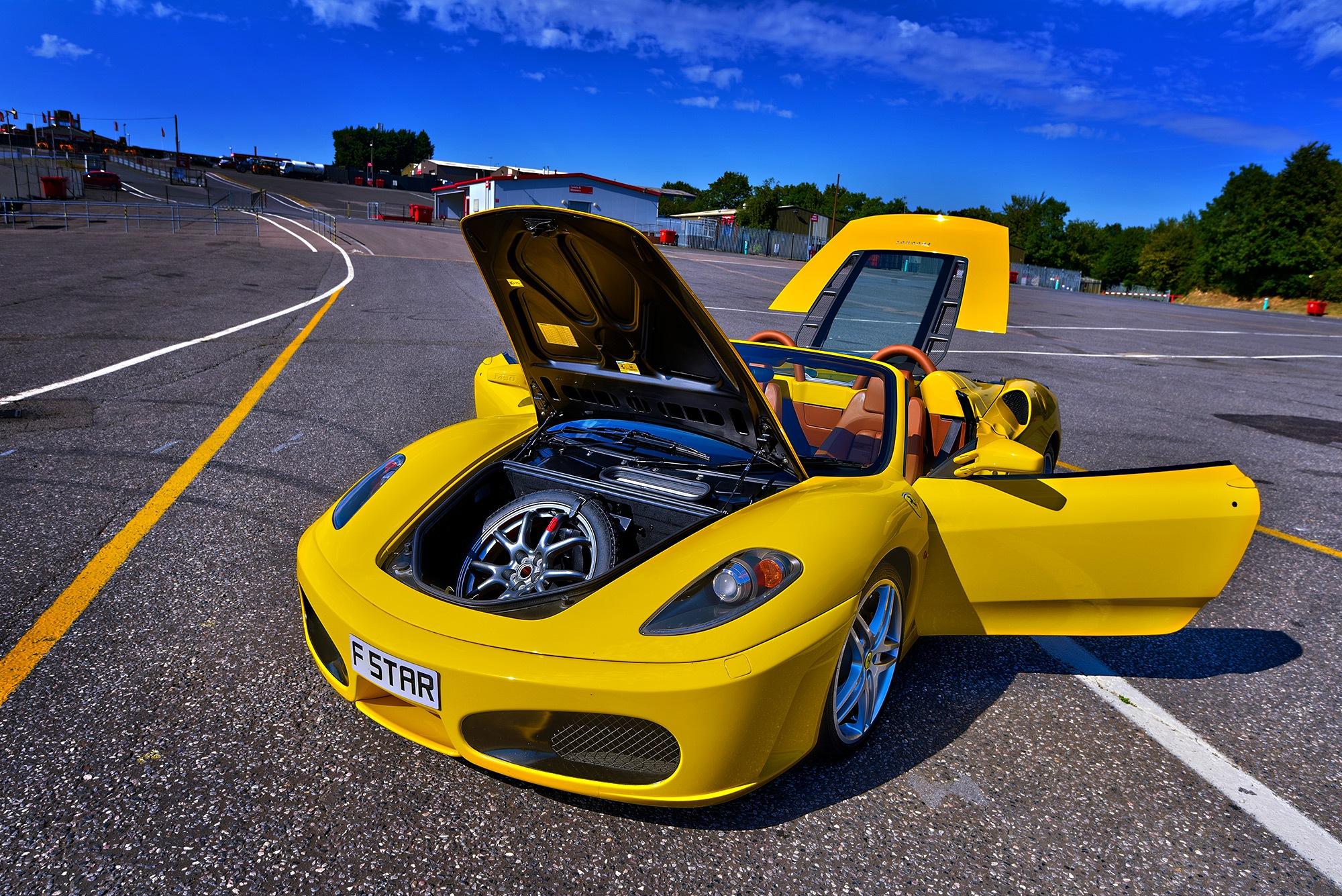 Ferrari F430 by David Marsh