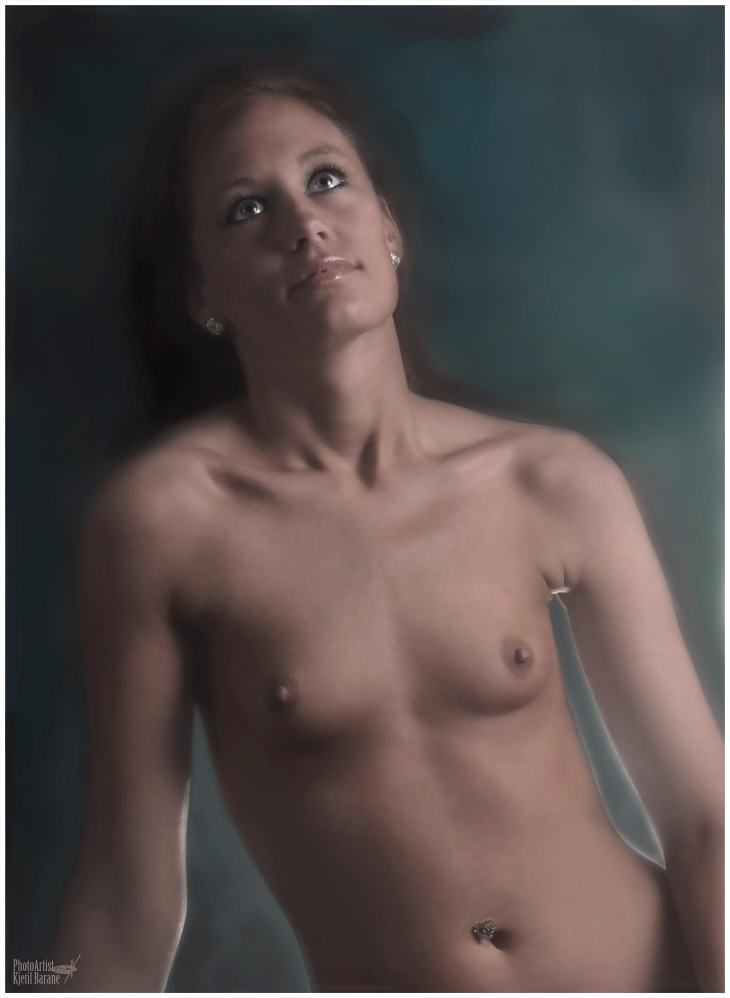 Photo in Nude #model #nude #eye #eyes #dream #sensual #sensuel #woman