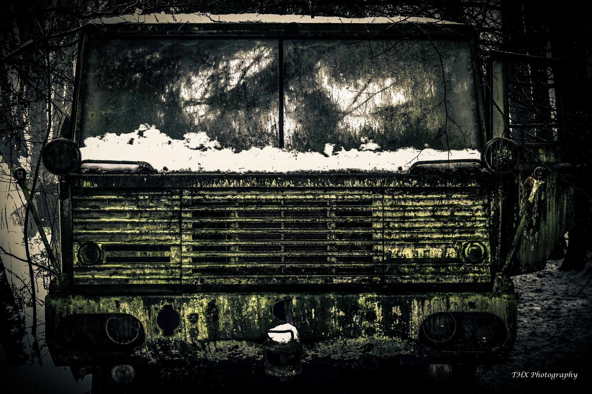 Destined to decay by Yves Teyssier