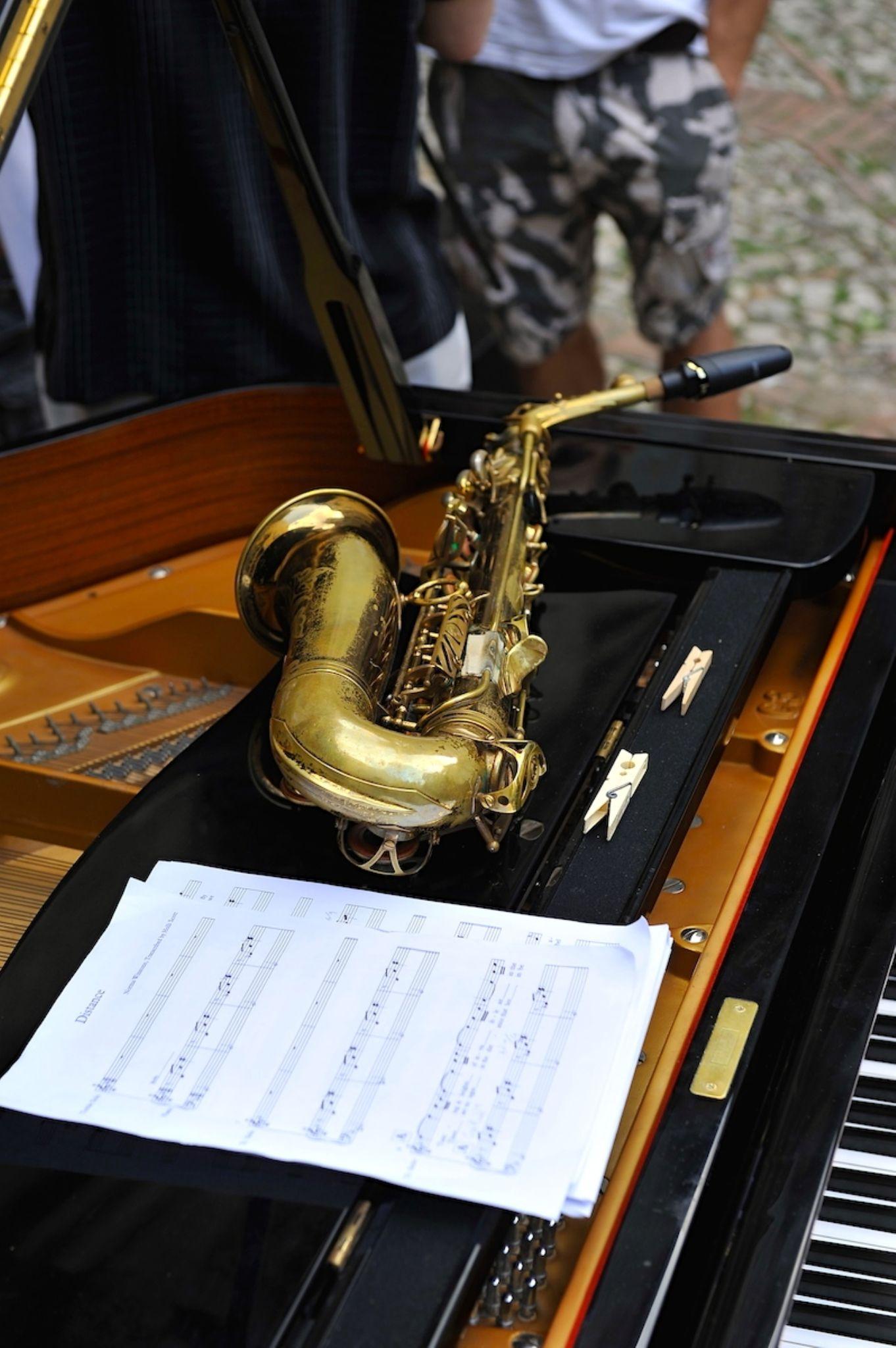 Collescipoli Jazz by Mauro Corbucci