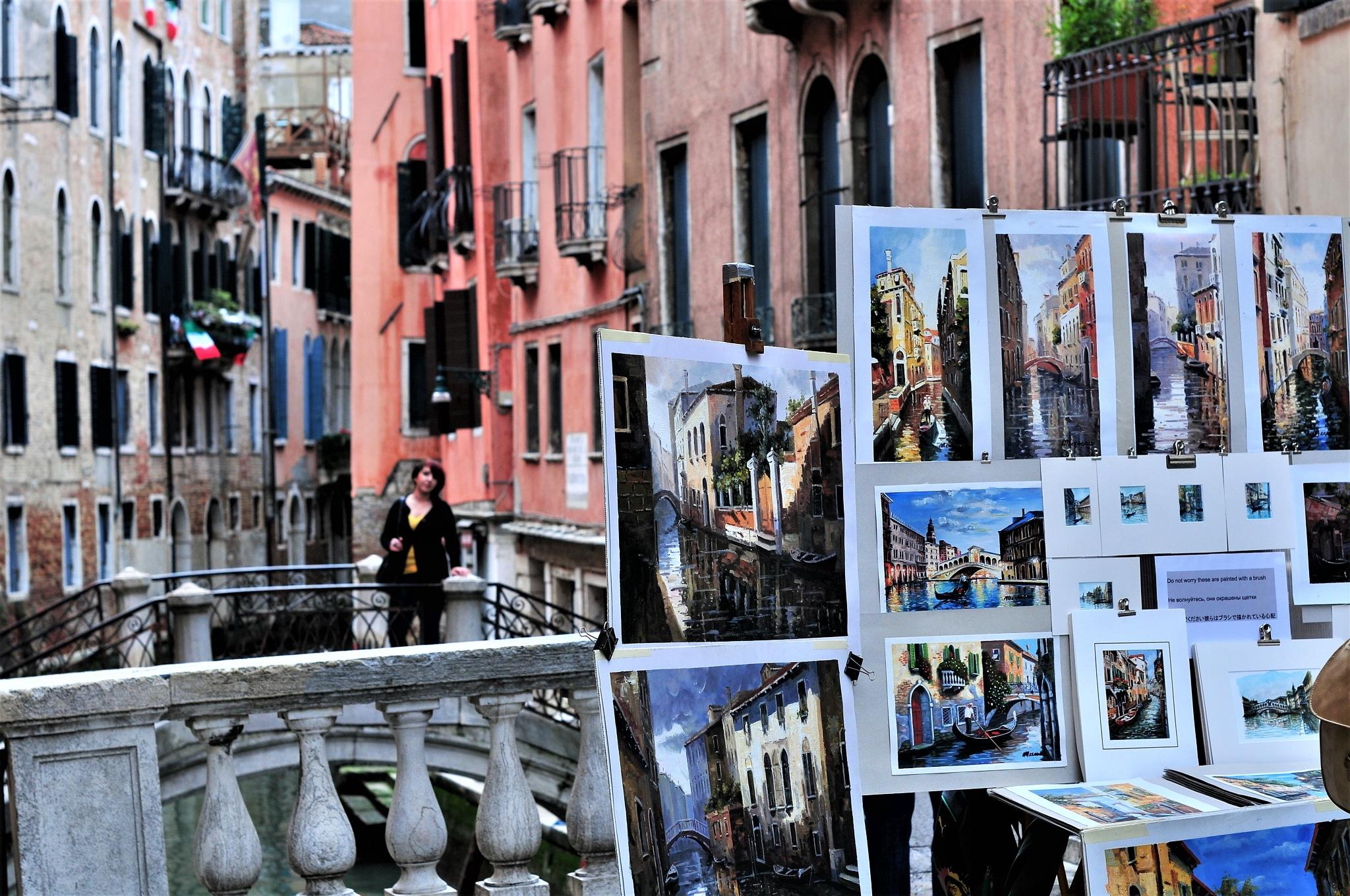 A spasso per Venezia  by Mauro Corbucci