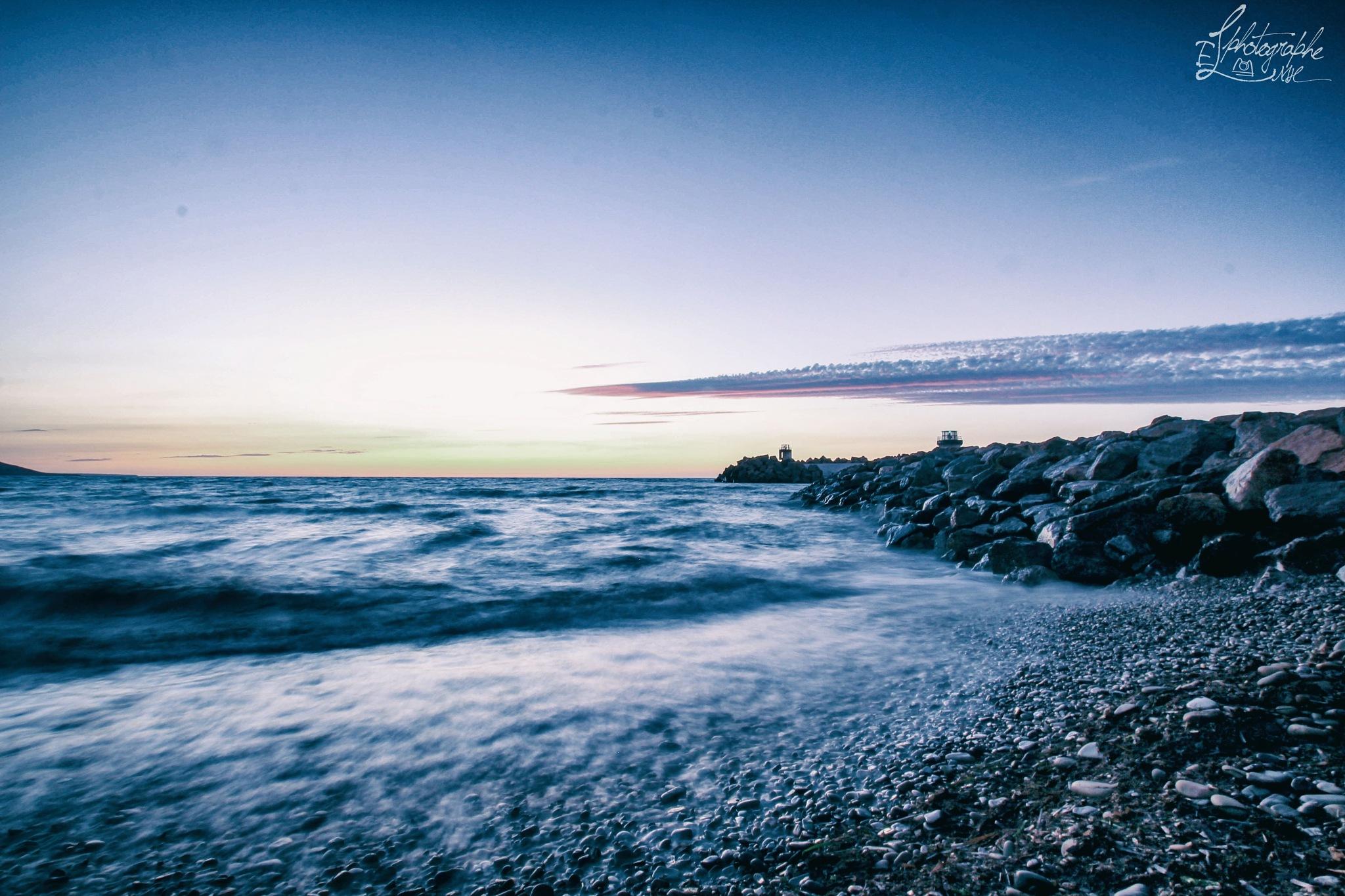 long expesure #Port #Merssa by EL-Photographe #MH