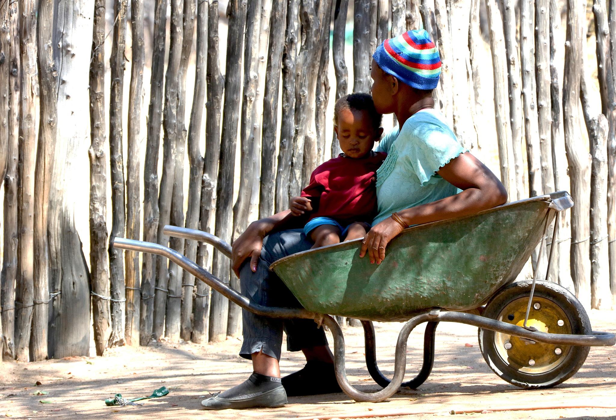 Namibia people 3 by Peter Liu