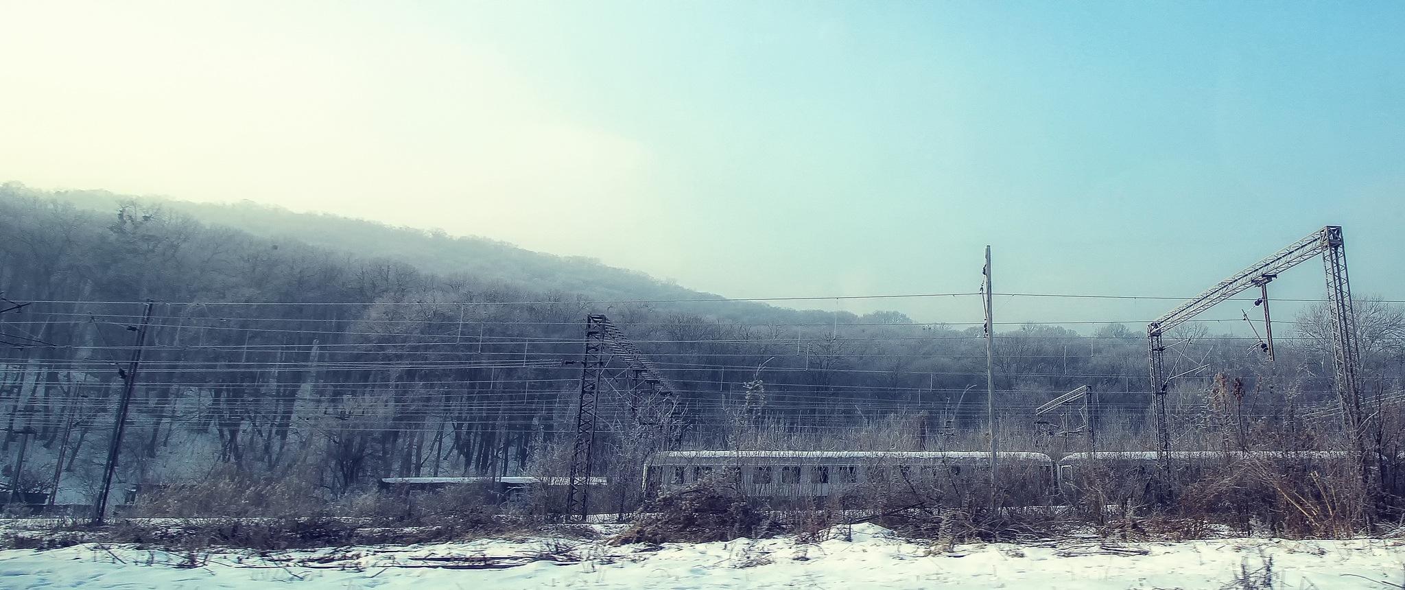 Long winter by deya