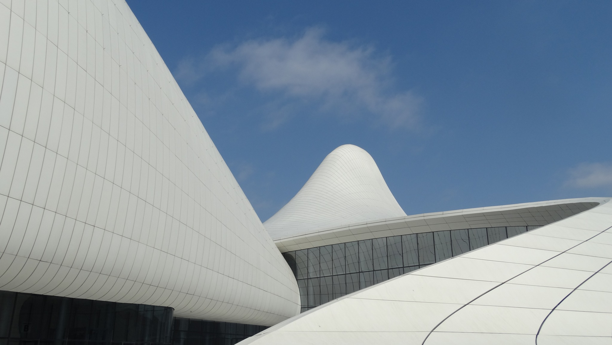 Curves and architecture! by Elena DK