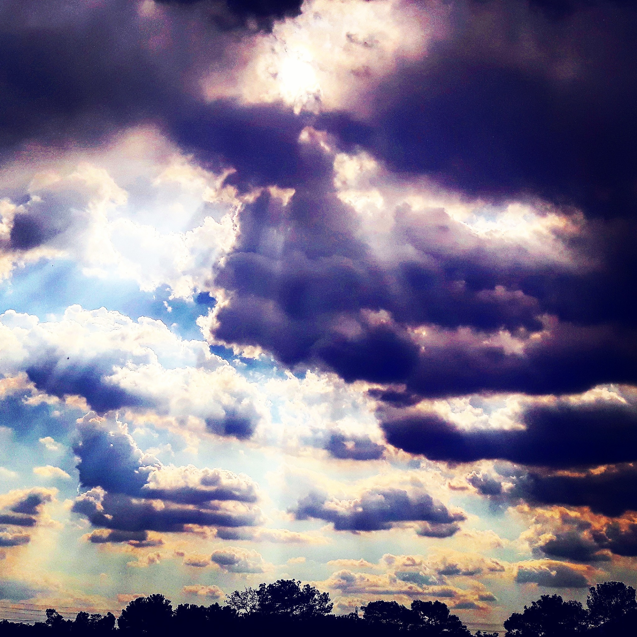 Glorious heaven by Elena DK