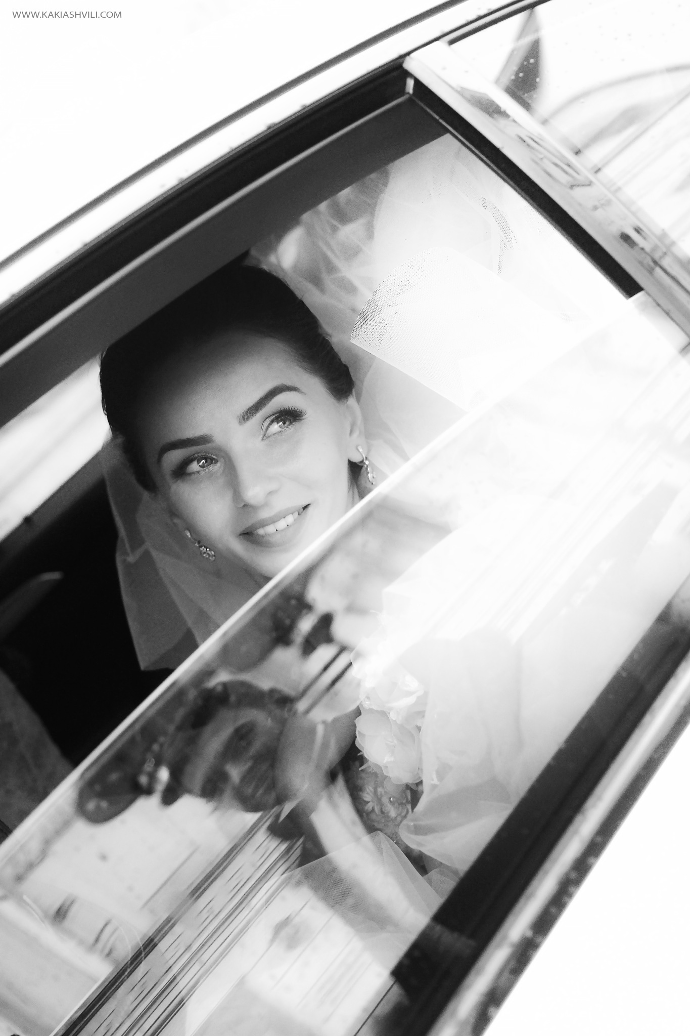 wedding day by George Kakiashvili