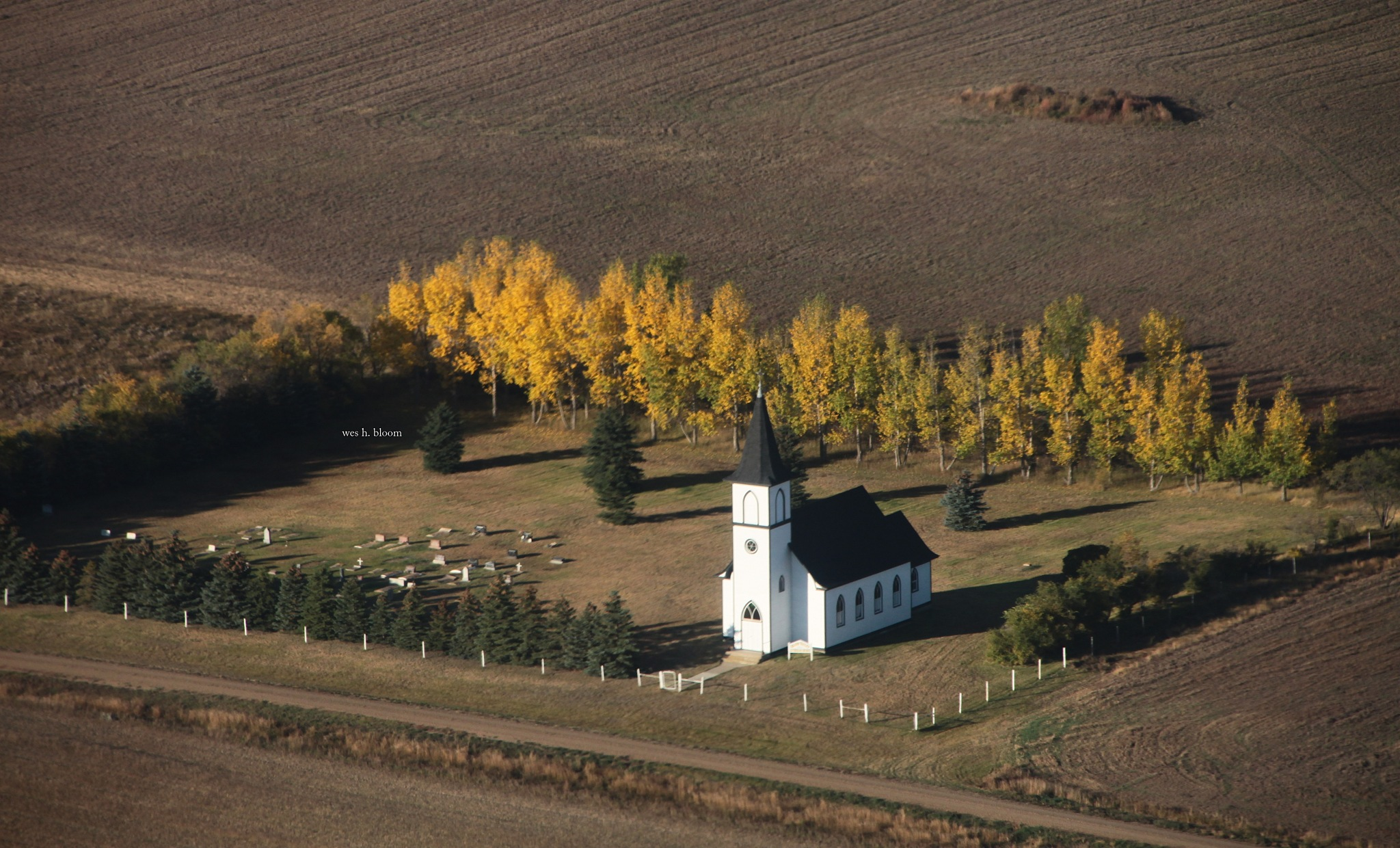 GRAND VALLEY CHURCH by Wes Bloom
