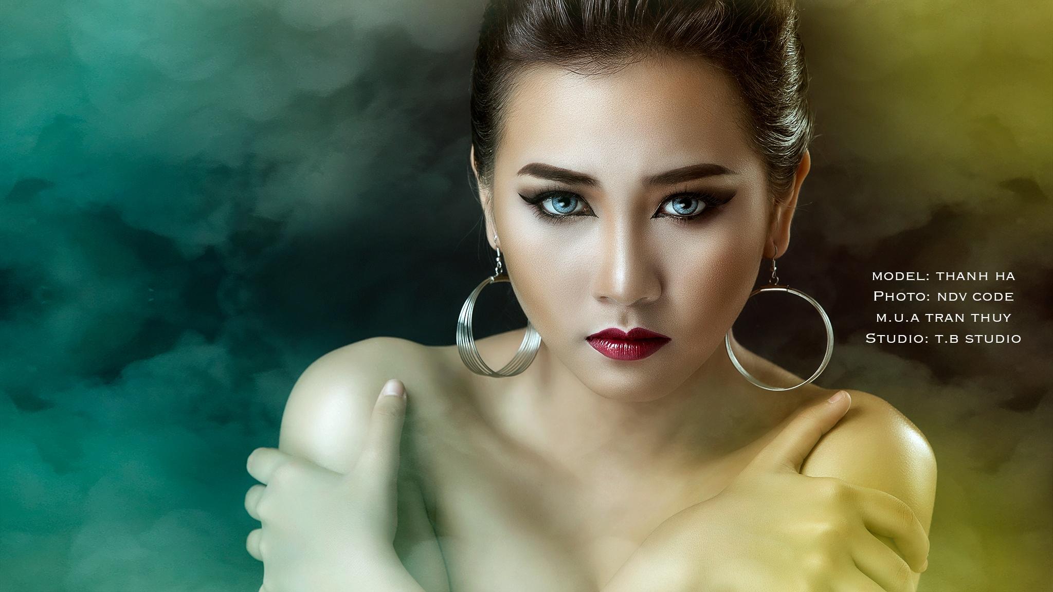 Portraits photoshoot by Vu Duc Ngo