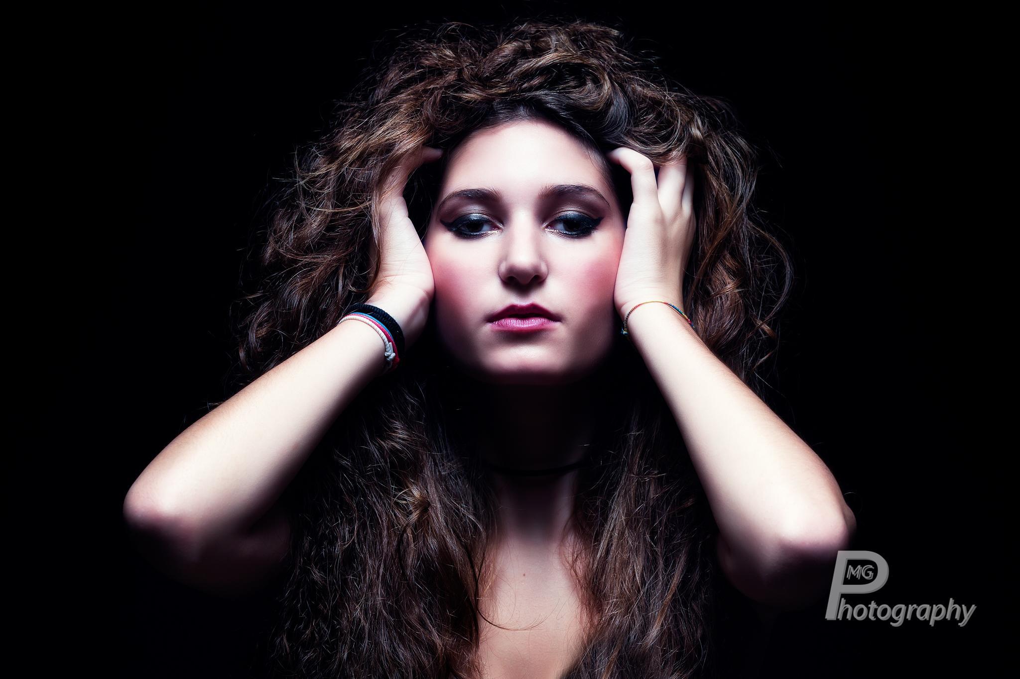 Beauty II by Mischa Gerber
