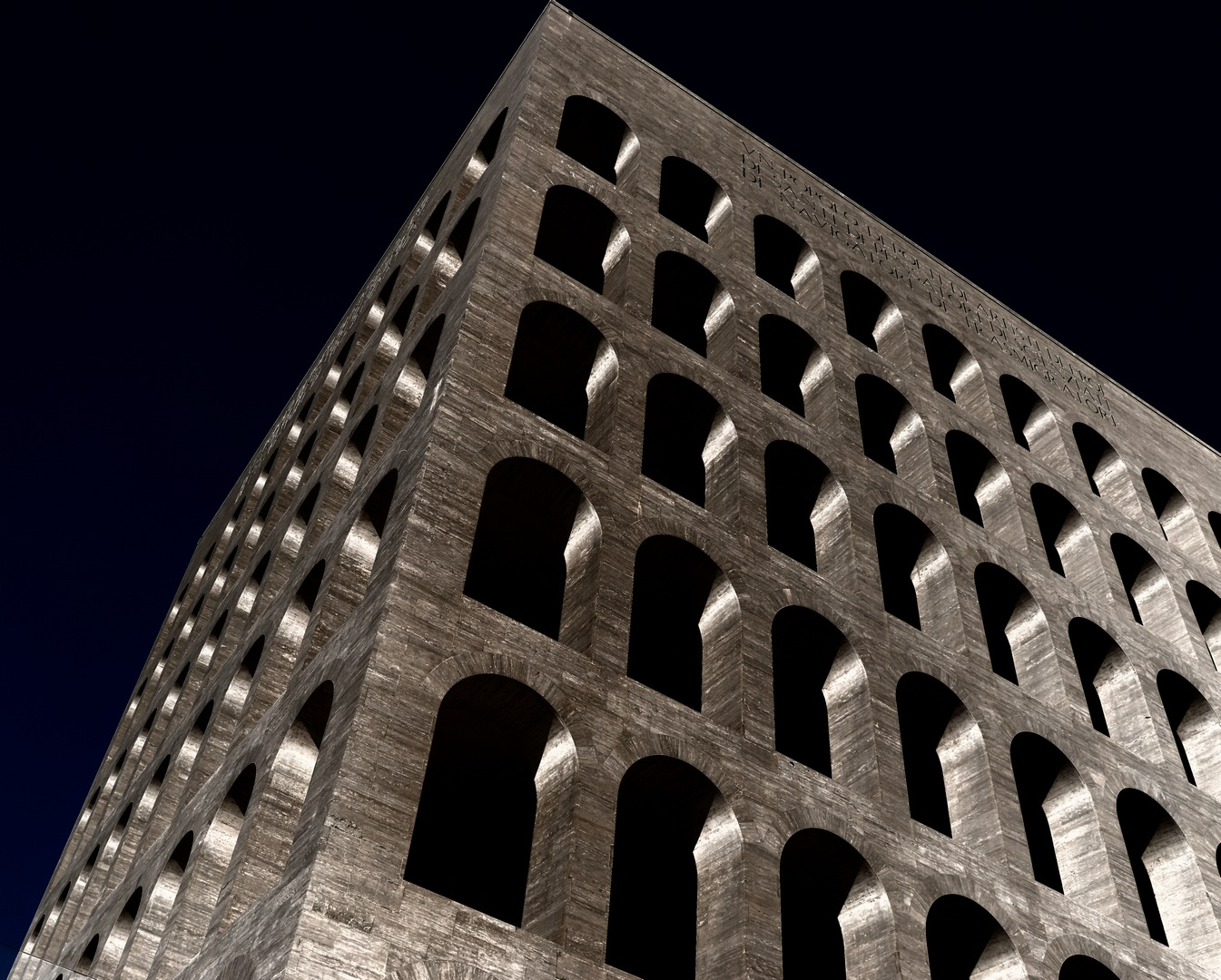 Rome - new vision of old building by Bruno Mariti