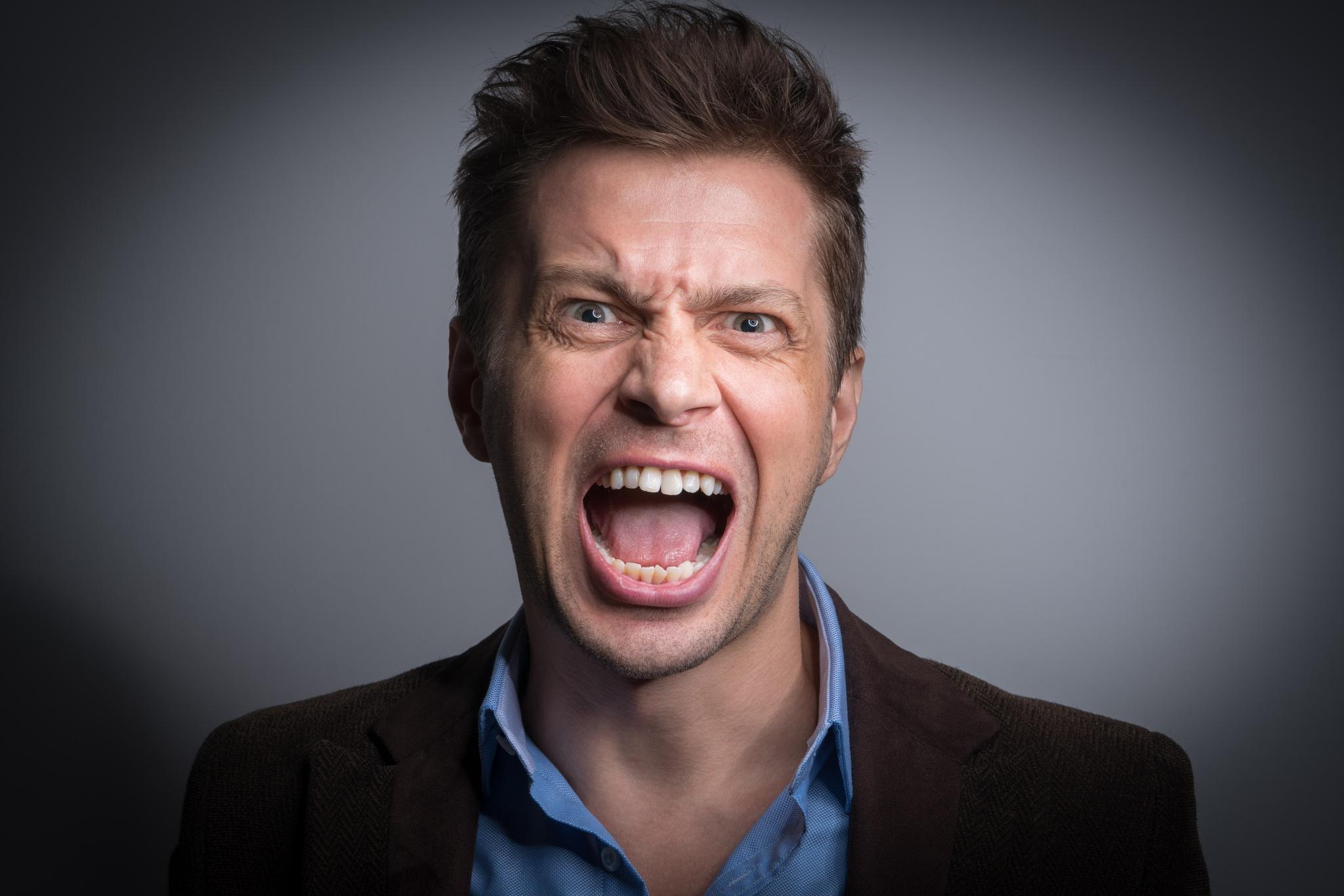 The Scream by Matthew H Sturgess