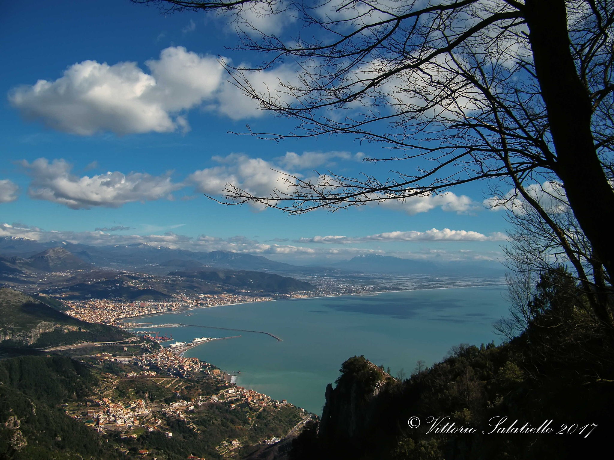 Salerno by Vittorio Salatiello