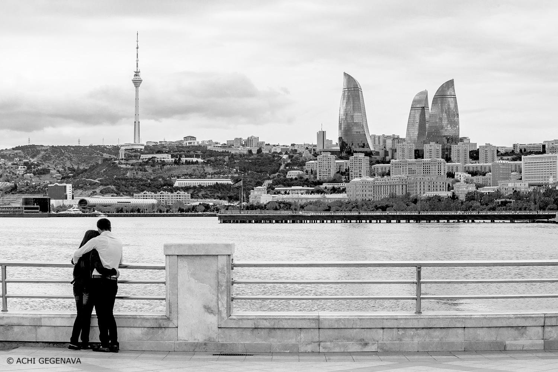 Love in Baku by Archil Gegenava