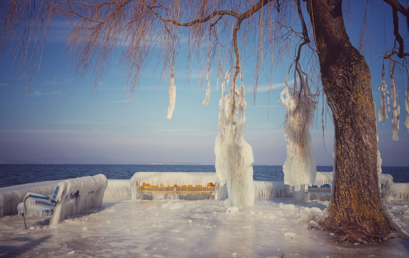 Ice Age at Lake Constance  by KoSiBe