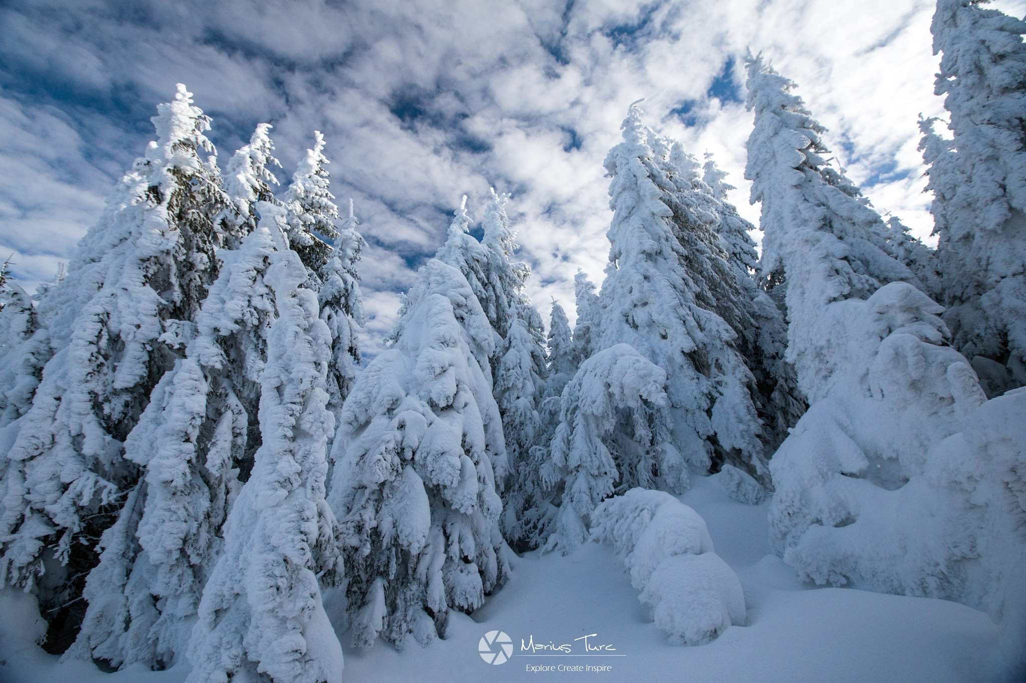 Winter is still here by TurcMarius