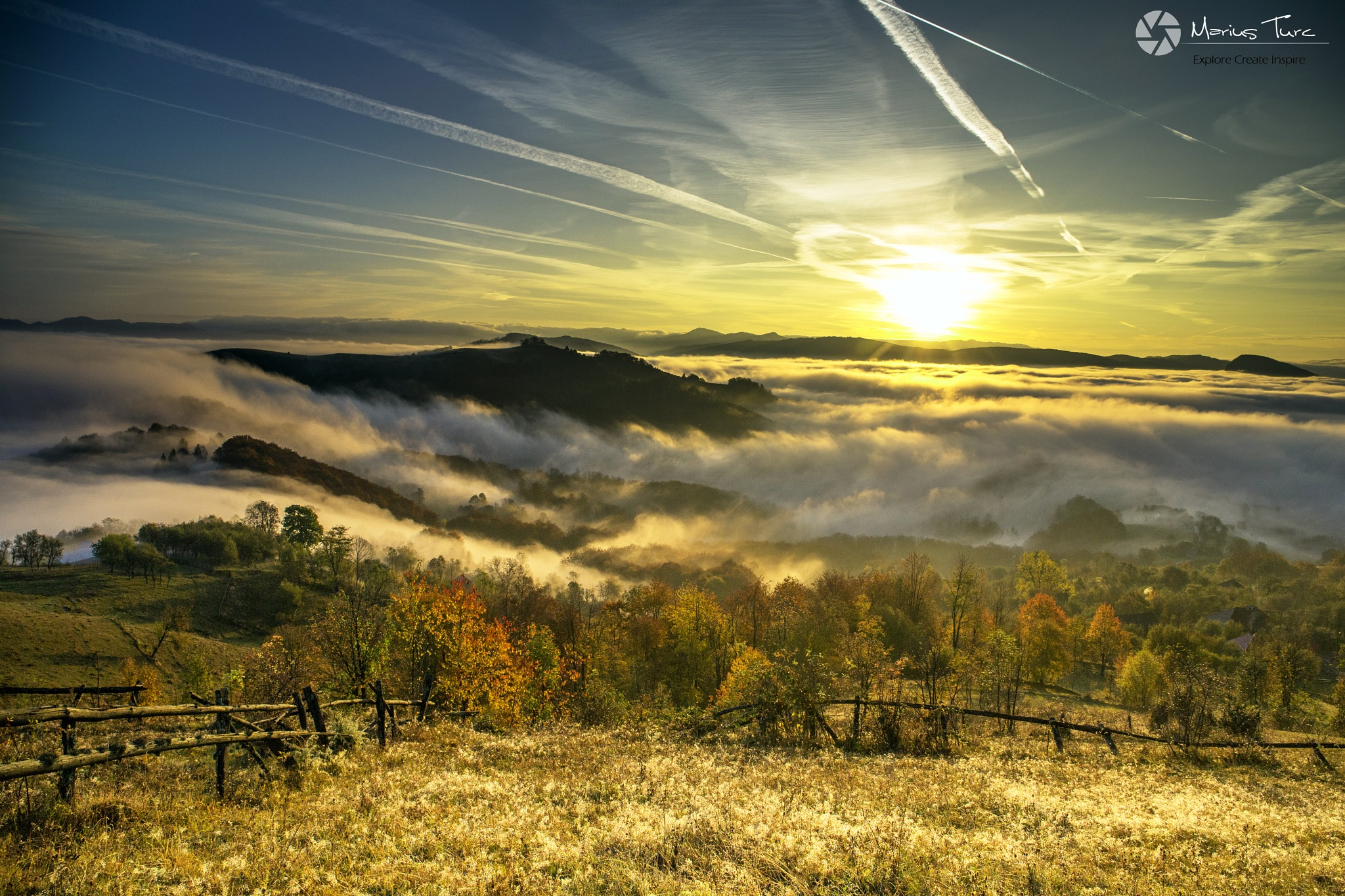 What a morning ... by TurcMarius