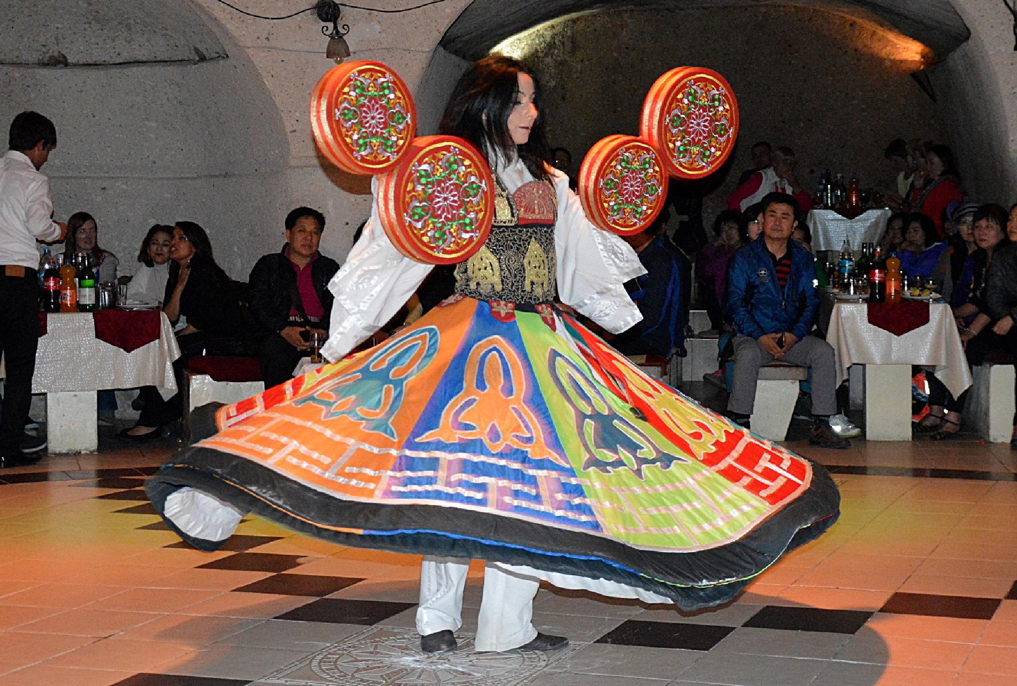 dancing by marenka