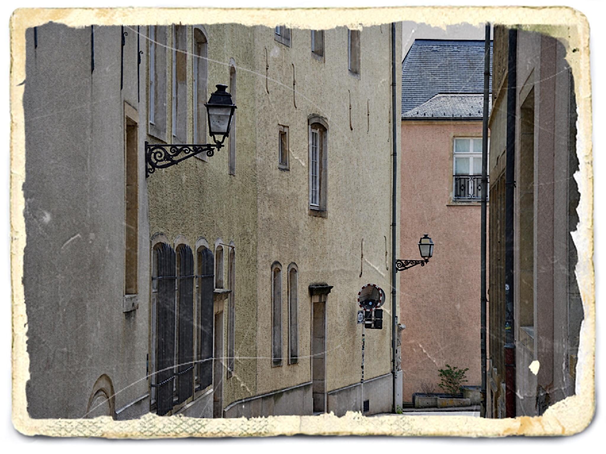 old village by marenka