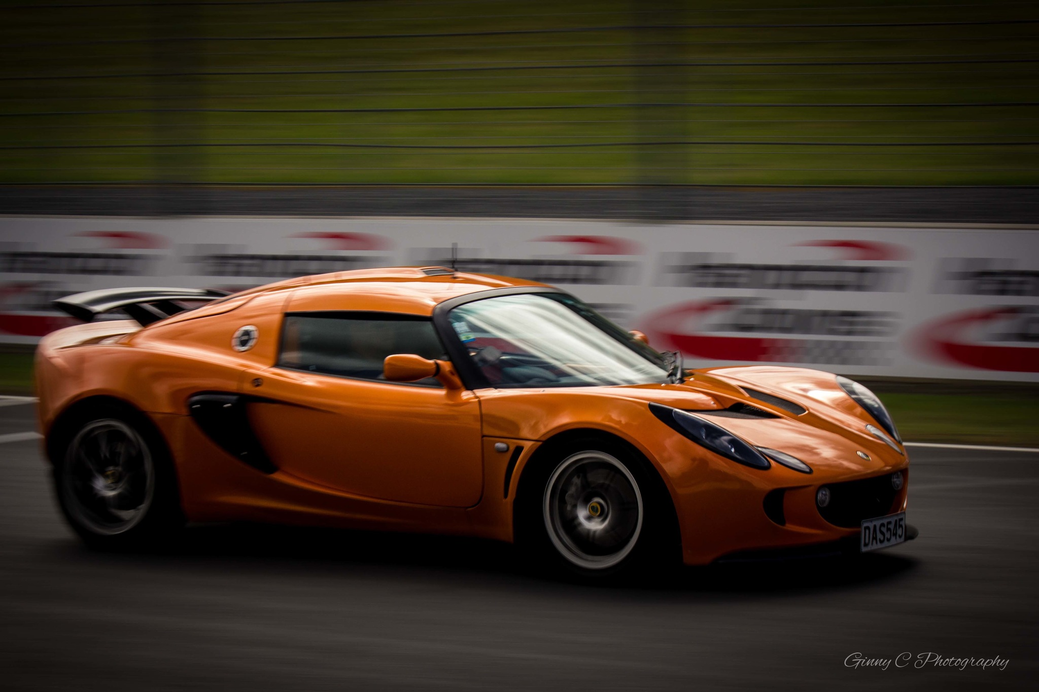 Lotus Exige by GinnyCPhotography