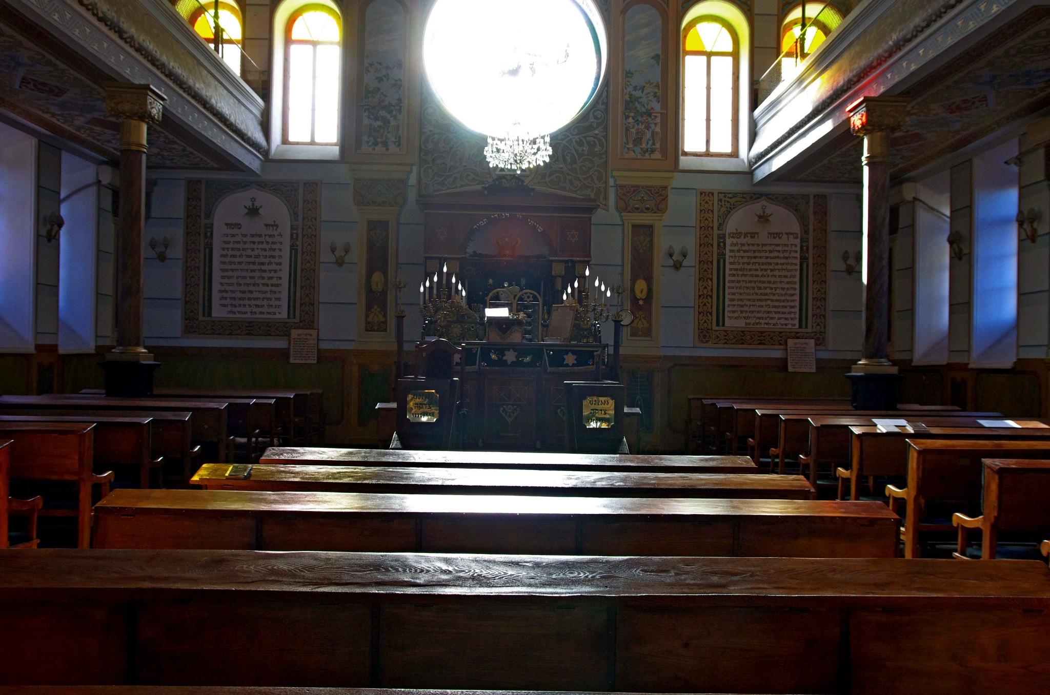 Synagogue/Tbilisi- The Republic of Georgia by EdwardStern