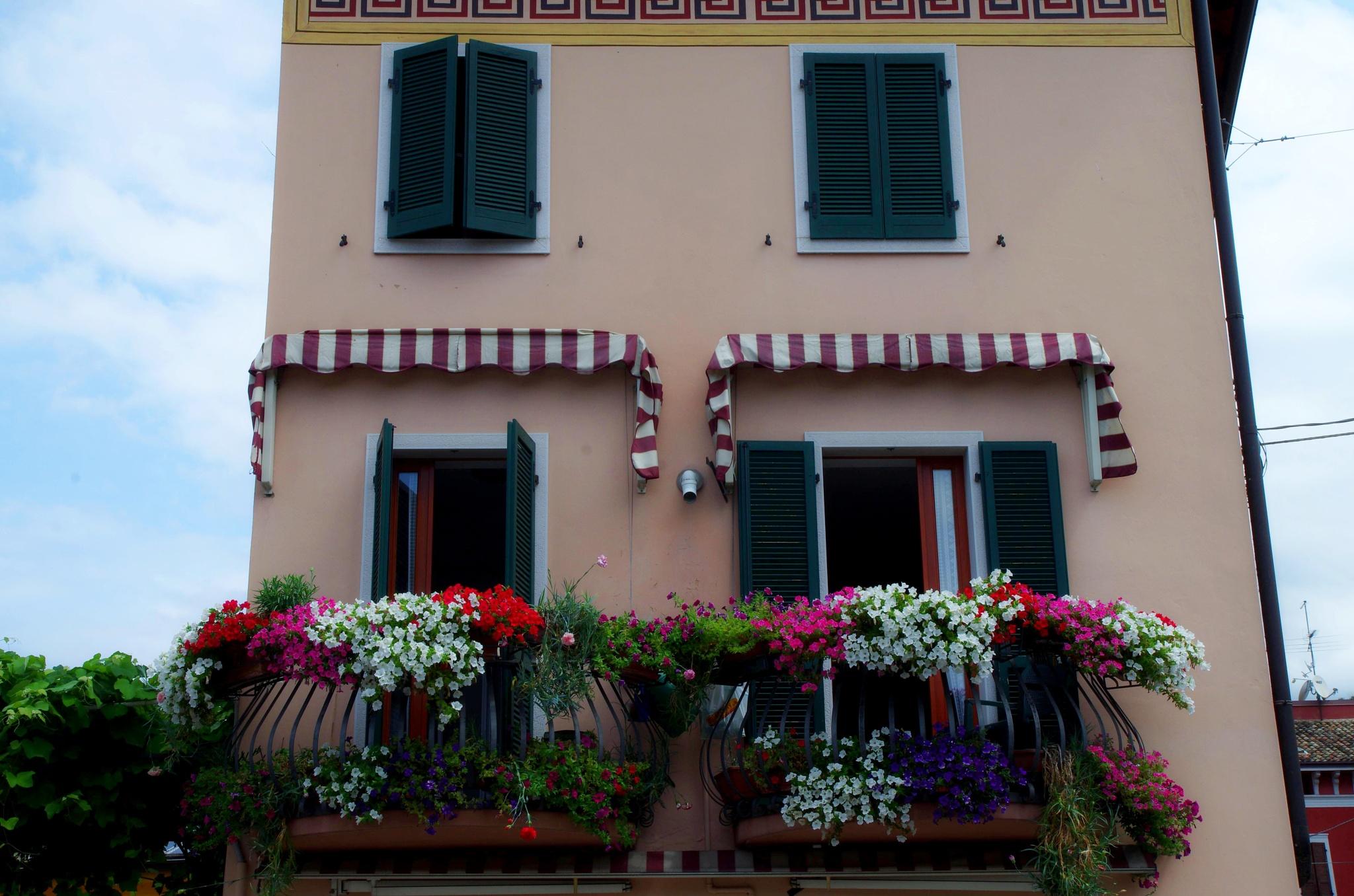 House on Lake Garda/Italy by EdwardStern