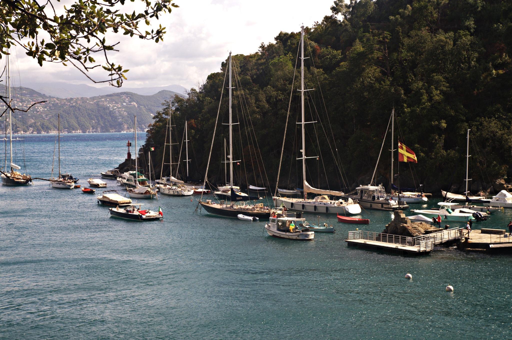 Portofino-Italy by EdwardStern