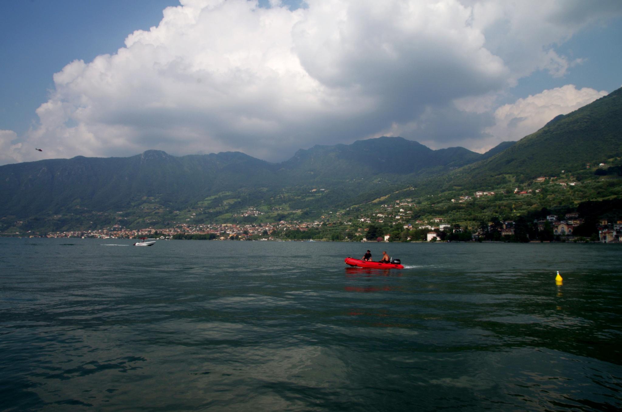 Iseo Lake/Italy by EdwardStern