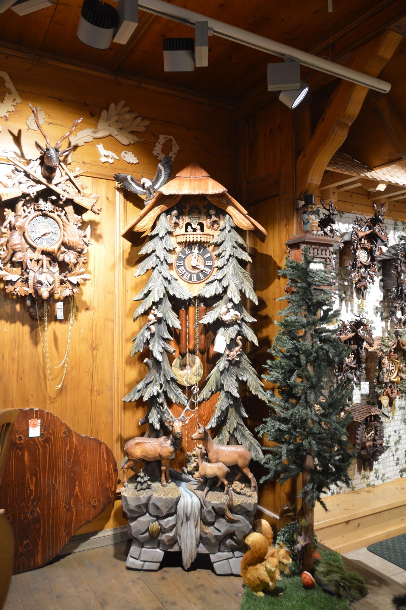 Cuckoo Clocks by Nik On Landscapes