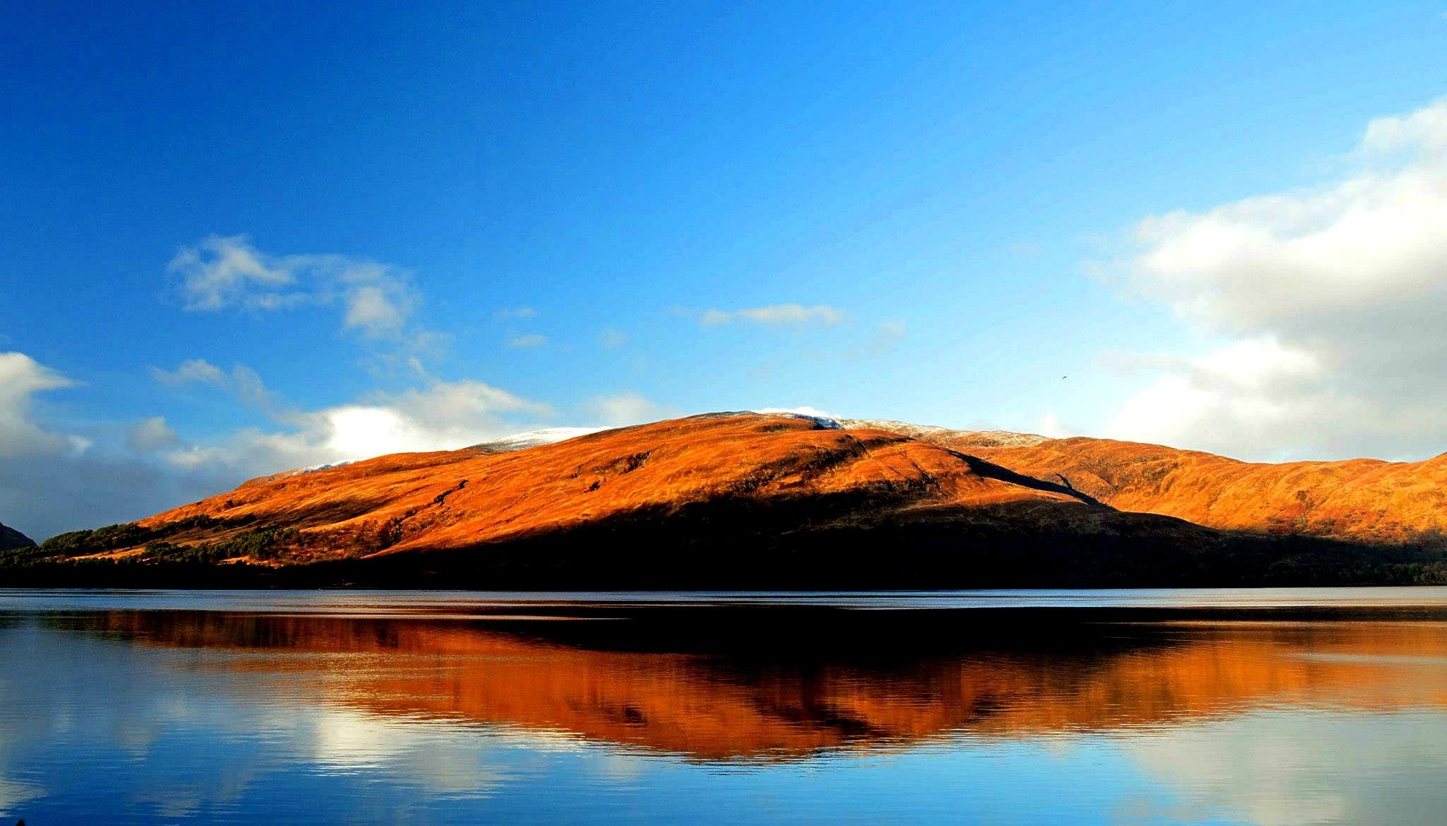Loch Morar, Scotland by Nik On Landscapes