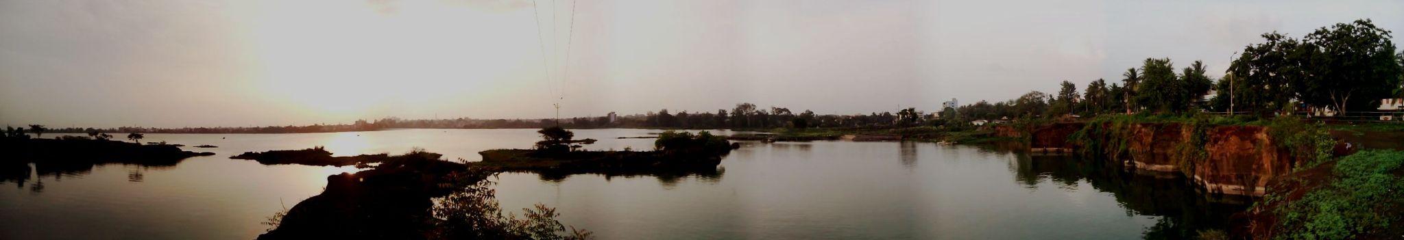 IMG_20140620_063816-morning at a lake-3 by CKKALLOLI