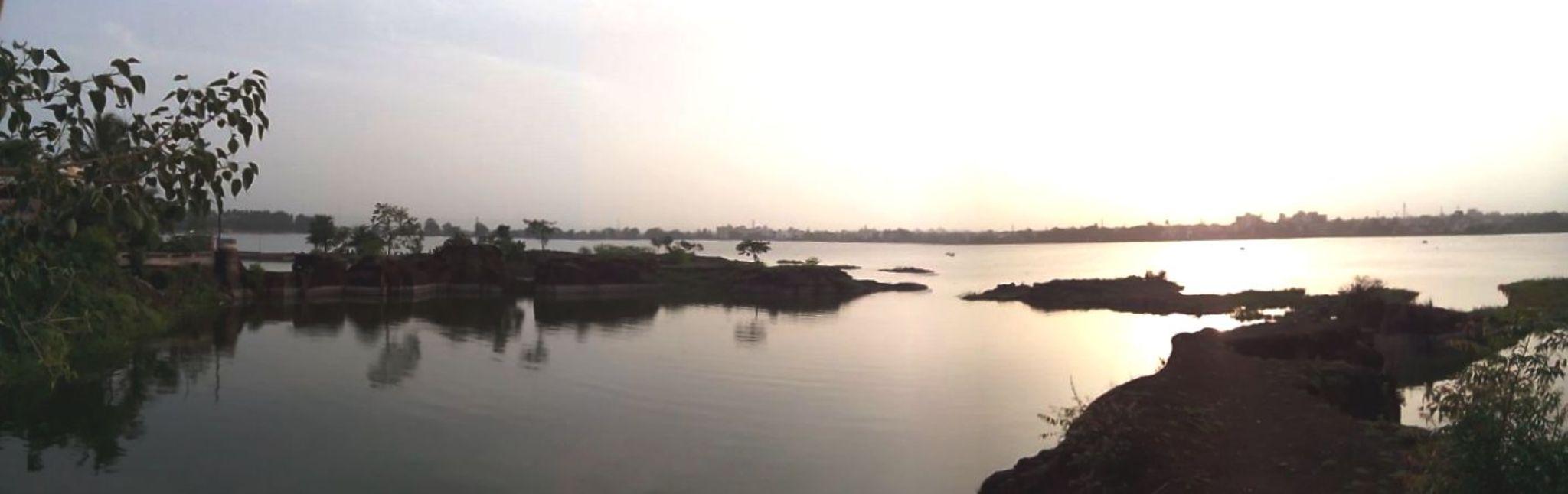 IMG_20140620_063843-morning at a lake-2 by CKKALLOLI
