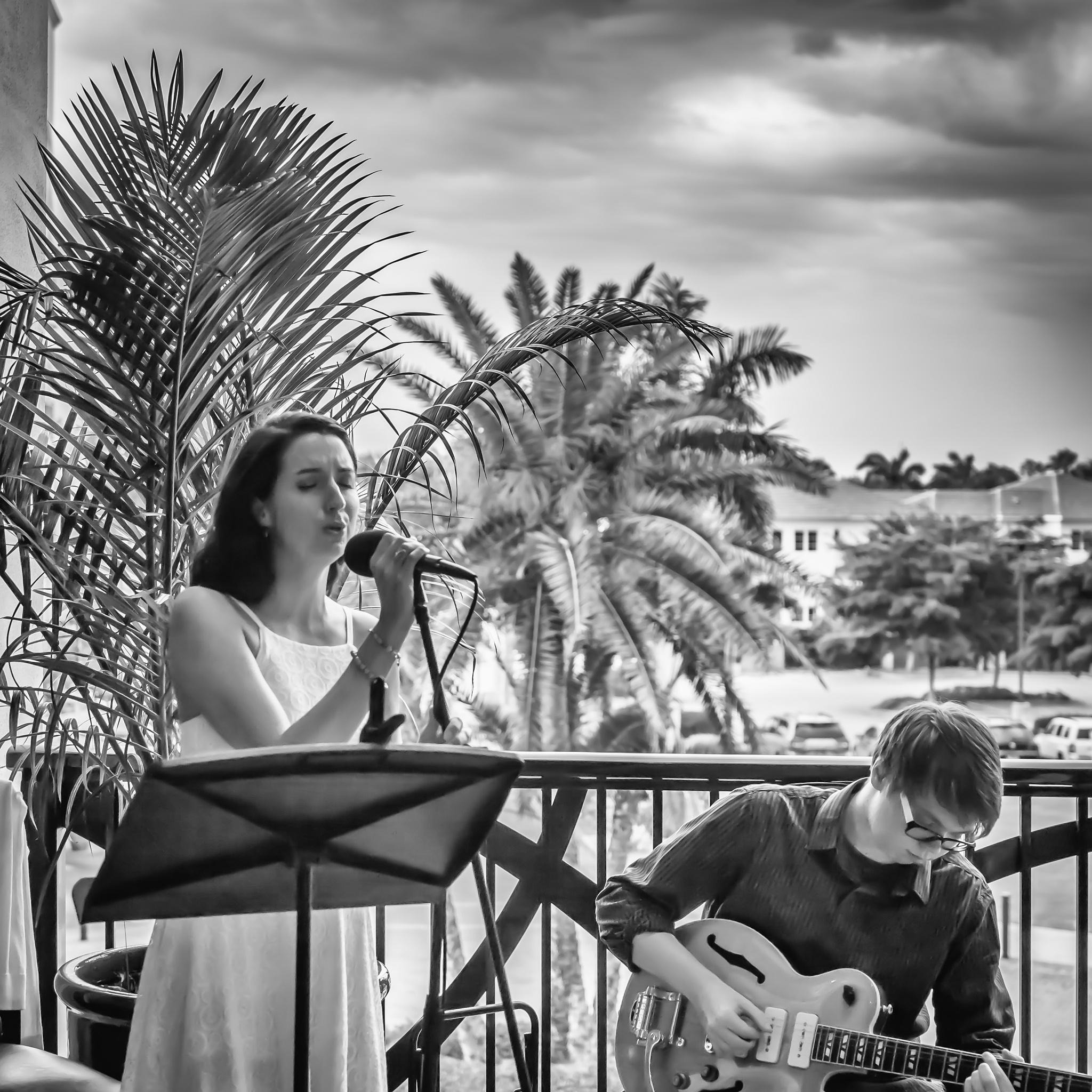 Street band by Yaroslav Sobko